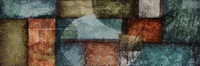 Rectangle Blue Velvet 1-Kristin Emery-Art Print