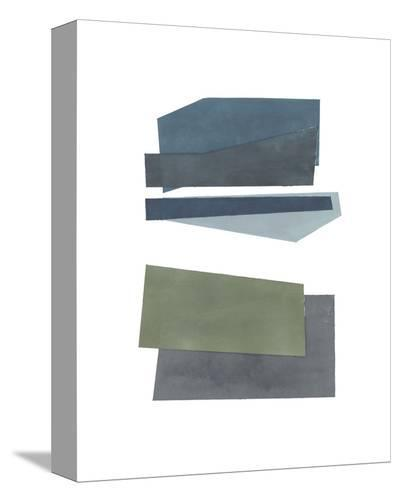 Rectangle Study I-Rob Delamater-Stretched Canvas Print