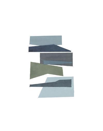Rectangle Study II-Rob Delamater-Art Print
