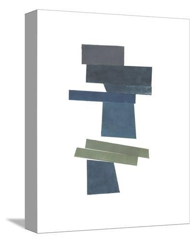 Rectangle Study IV-Rob Delamater-Stretched Canvas Print