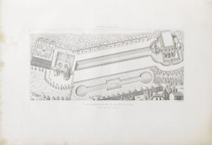 Recueil de dépenses pour la construction du château de Gaillon