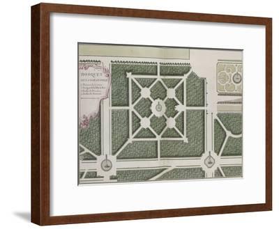 Recueil des châteaux, jardins, bosquets et fontaines de Versailles, Trianon