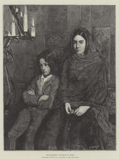Recueillement, Souvenir De Venise--Giclee Print