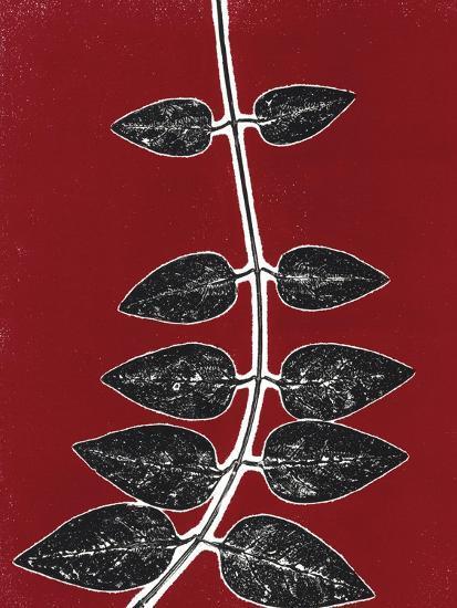 Red 9-Mary Margaret Briggs-Premium Giclee Print