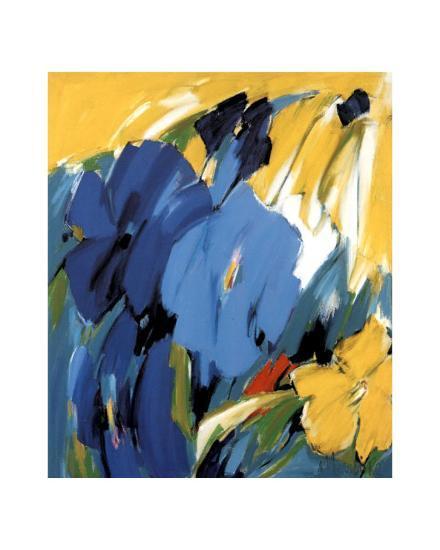 Red Anecdote II-Madeleine Lemaire-Art Print