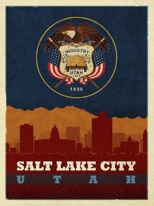 SLC flag by Red Atlas Designs