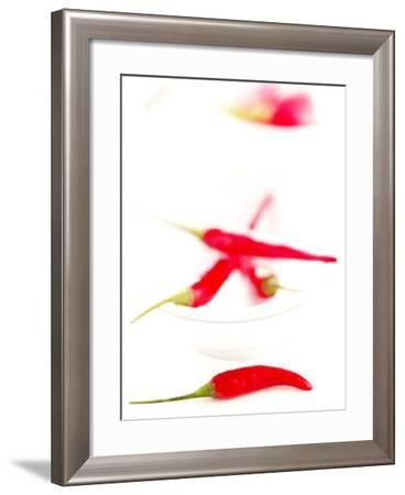 Red Chili Peppers-Joff Lee-Framed Photographic Print