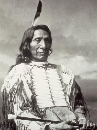 Red Cloud Chief-Charles M^ Bell-Photographic Print