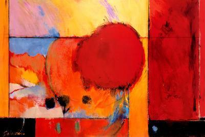 Red Cloud II-Tony Saladino-Art Print
