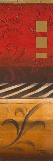 Red Collage I-Patricia Pinto-Premium Giclee Print