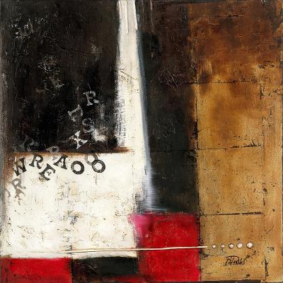 Red Contemporary IV-Patricia Pinto-Premium Giclee Print