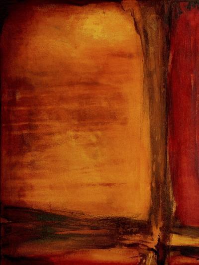 Red Dawn I-Erin Ashley-Art Print