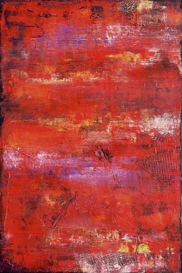 Red Door II-Erin Ashley-Art Print