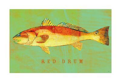 Red Drum-John Golden-Art Print