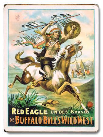 Red Eagle - Buffalo Bill's Wild West
