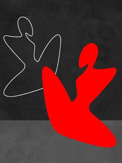 Red Girl 1-Felix Podgurski-Art Print