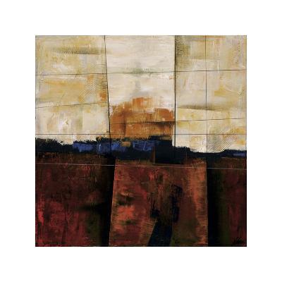 Red Ground-Yehan Wang-Giclee Print