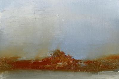 Red Horizon IV-Sharon Gordon-Premium Giclee Print