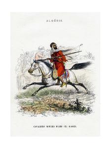 Red Horsemen of Abd-El-Kader, Algeria