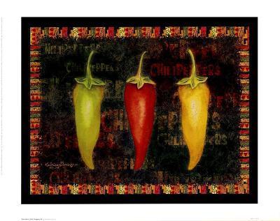 Red Hot Chili Peppers II-Kathleen Denis-Art Print