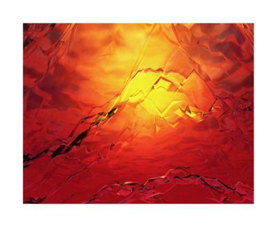 Red Hot Ice-Menaul-Collectable Print
