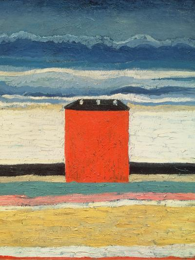 Red House, 1932-Kasimir Malevich-Premium Giclee Print