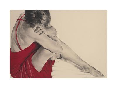 Red III-Trudy Good-Giclee Print