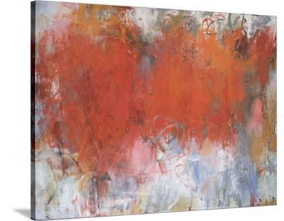 Red Infatuation-Jeannie Sellmer-Stretched Canvas Print