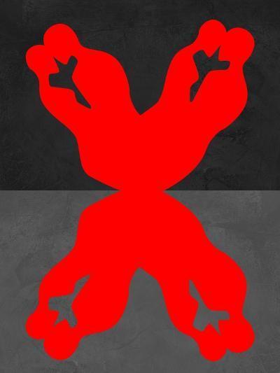 Red Kiss 1-Felix Podgurski-Art Print