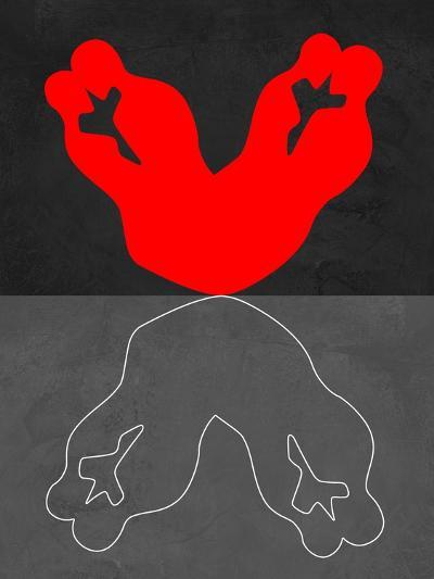 Red Kiss 2-Felix Podgurski-Art Print