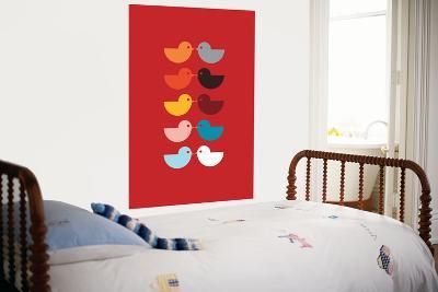 Red Kiss-Avalisa-Giant Art Print
