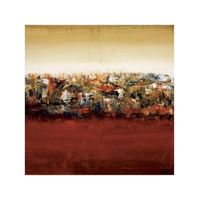 Red Lake-Yehan Wang-Giclee Print
