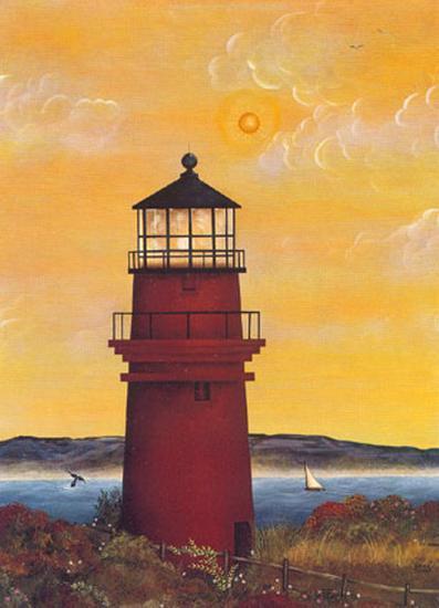 Red Light-Jessica Fries-Art Print