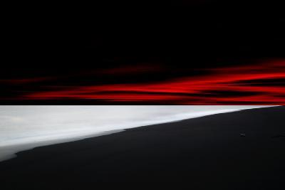 Red Lines-Philippe Sainte-Laudy-Photographic Print