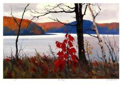 Red Maple-Murray McCheyne Stewart-Limited Edition