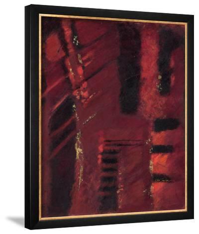 Red Mirage II--Framed Art Print