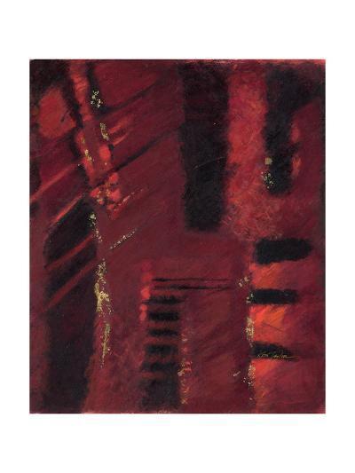 Red Mirage II--Art Print
