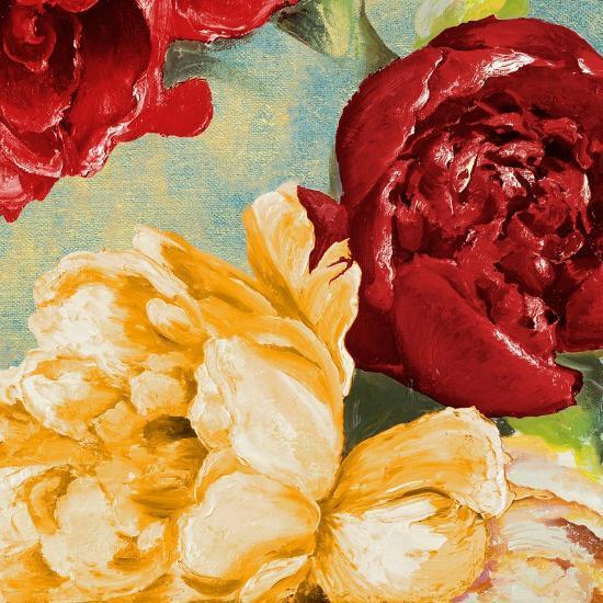 Red Modern Romance IV-Patricia Pinto-Art Print