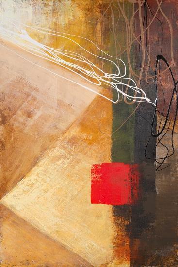 Red on Black I-Michael Marcon-Premium Giclee Print