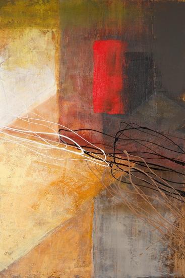 Red on Black II-Michael Marcon-Premium Giclee Print