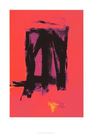Red Painting, c.1961-Franz Kline-Serigraph