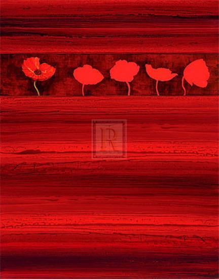 Red Passion-Robert Holman-Art Print