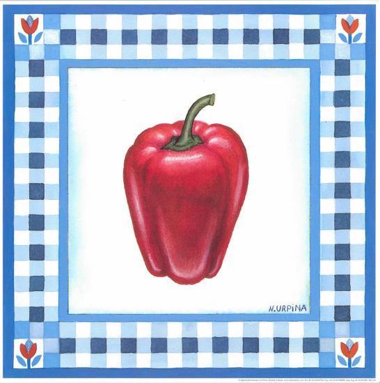 Red Pepper-Urpina-Art Print