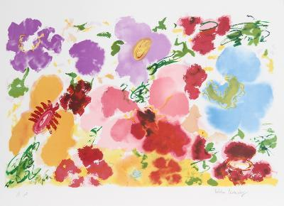 Red Petals-Helen Covensky-Limited Edition