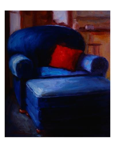 Red Pillow II-Pam Ingalls-Giclee Print