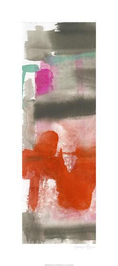 Red, Pink & Grey I-Jennifer Goldberger-Limited Edition