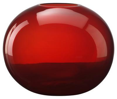 Red Pod Vase - Large