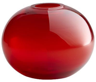 Red Pod Vase - Small--Home Accessories