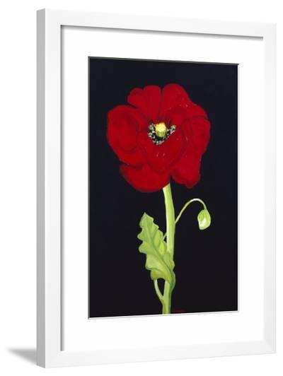 Red Poppy-Soraya Chemaly-Framed Giclee Print