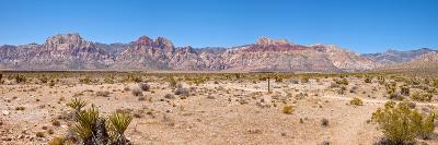 Red Rock Canyon Near Las Vegas, Nevada, USA--Photographic Print